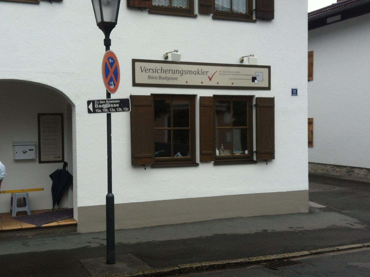 Besucherbüro Garmisch-Partenkirchen